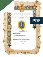 Monografia Gestion Publica