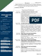 20181110 Cv SupervisordeProduccion a.parra