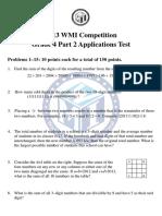 Soal WMI 2013 Grade 4 Part 2