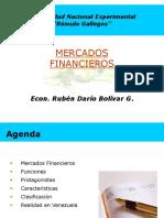Presentación Mercados Financieros
