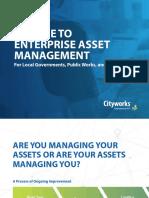 Enterprise Asset Management E Book