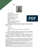 COGHLAN, Gilberto Alfredo - Desaparecido