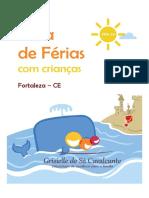 FÉRIAS COM CRIANÇAS JUL-19