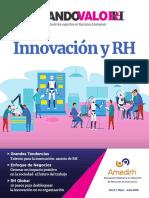 Revista Creando Valor RH_Innovación y RH