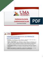 Clase 02 Farmacologia II