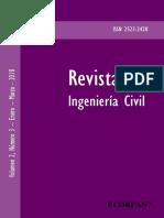 Revista de Ingenieria Civil