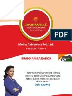 Dinewell Corporate Presentation