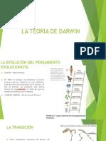 LA TEORÍA DE DARWIN 9°