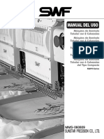 Manual de Uso Swf Multicabezales
