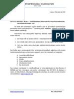 Propuesta Instalacion Sistema de Prestamos Caja