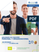 Diplomado en coaching organizacional