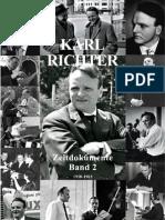 Karl Richter Zeitdokumente (Band 02) Die Jahre 1958 - 1963 (Preview)