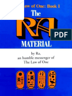 Law of One - The Ra Material (book one)