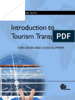 Gross, S., Klemmer, L. (Eds.) - Introduction to Tourism Transport-CABI (2014)
