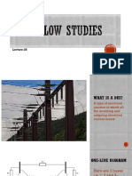 The importance of Load Flow Studies
