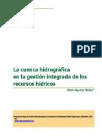 Gestion de cuencas hidrograficas