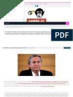 El Fraude de Jose Antonio Kast