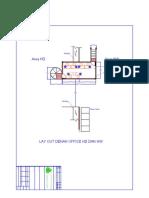 Lay Out Office HD Dan HW-Model 1