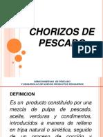 Chorizos - Plantas de Procesos