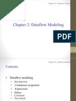 Chapter 02 Dataflow l Modeling