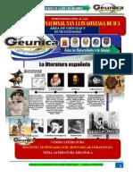 LITERATURA REPASO GENERAL