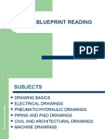 Blueprint reading complete technical drawing machining basic blueprint reading malvernweather Gallery