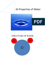 FALLSEM2014 15 CP1384 11 Jul 2014 RM01 Structure and Properties of Water