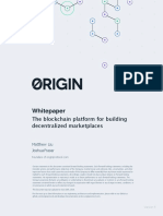 Origin Whitepaper