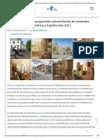 Conoce Las Mejores Propuestas Universitarias de Viviendas Sociales en Latinoamérica y España Este 2017 _ ArchDaily Perú