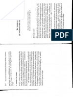 En torno a las normas de presentación de tesis.