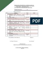 Blanko OPPE Kuantitatif SMF Umum