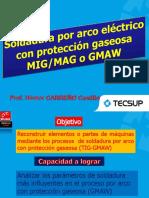 Parametros de Soldadura Gmaw