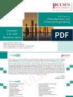 Petrochemistry 2019