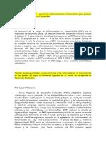 Abordar Las Desigualdades Socioeconómicas y Tabaco Lancet.