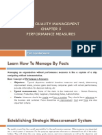 TQM Chapter 7 Performance Measures Revised