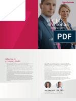 The CEO Report- Egon Zehnder