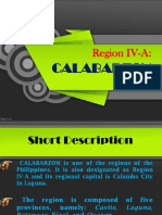 Rehiyon 4-A Calabarzon