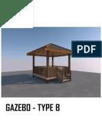 Gazebo - Type b