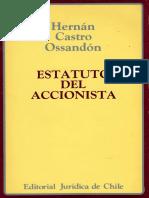 Castro Ossandon Hernan - El Estatuto Del Accionista