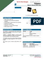 TQQ0041 Data Sheet