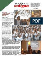 Sandigan - May 2019 (Vol.27, No.5 + Bulletin)