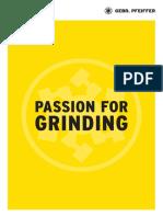 Gebr. Pfeiffer Brochure Passion for Grinding En