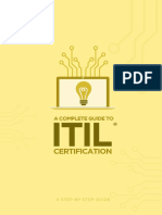 Simplilearn ITSA eBook GuideToITILCert FEB2018