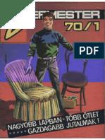 1970-1 Ezermester