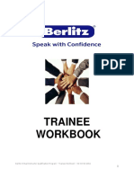 Trainee workbook