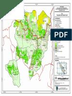 Peta Penggunaan lahan Kab Lahat