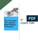 7 Key Factors to Control Hypertension
