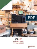 Informe Anual Azkoyen 2019
