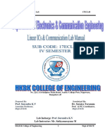LIC+COM Lab Manual_17ECL48