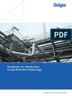 GDS Handbook Introduction to Gas Detection Technology Gasdetection Drager